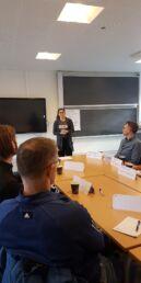 Ventilens unge fortæller til netwerks lærere